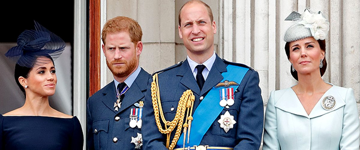Us Weekly: Royal Expert on Prince William & Prince Harry's Occasional Meetings & Possible Family Reunion over Holidays