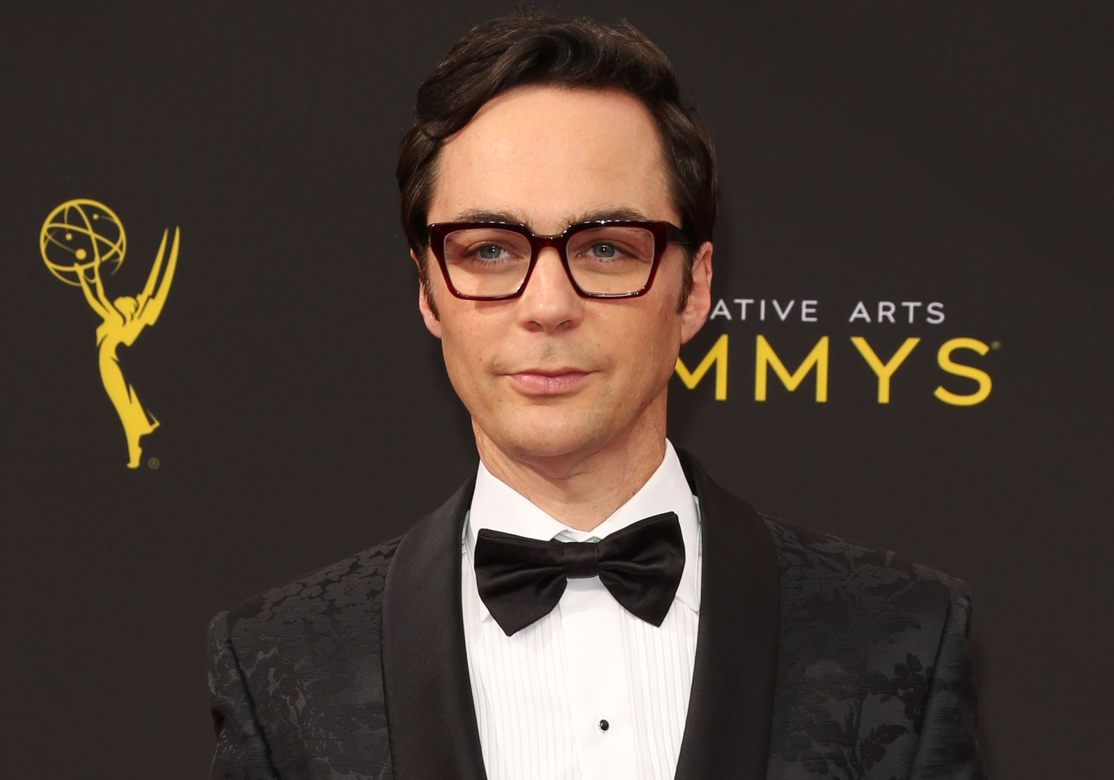 Jim Parsons at the Creative Arts Emmy Awards on September 15, 2019, in Los Angeles, California | Photo: Paul Archuleta/FilmMagic/Getty Images