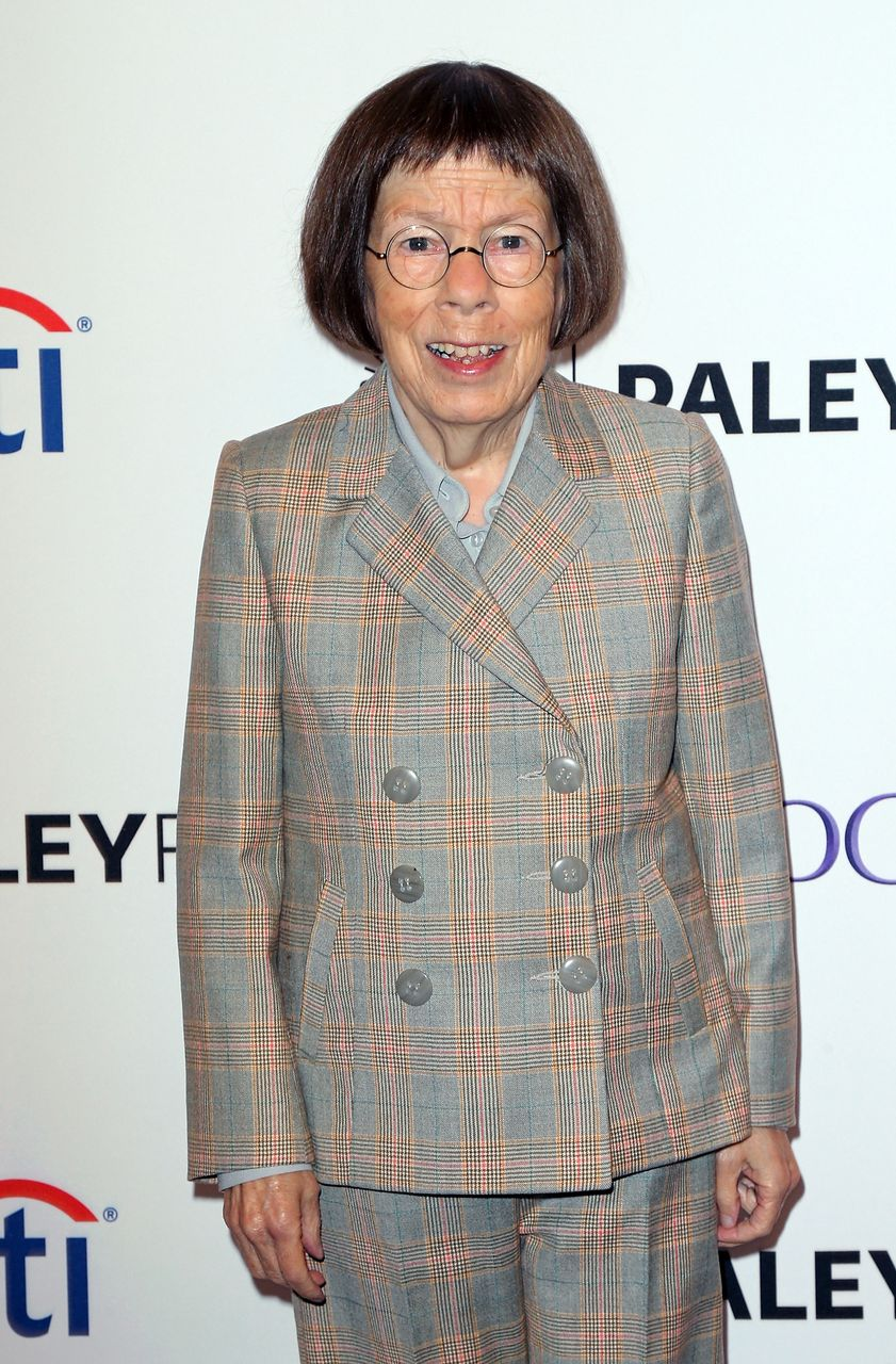 Linda Hunt at The Paley Center for Media on September 11, 2015 in Beverly Hills, California. | Photo: Getty Images