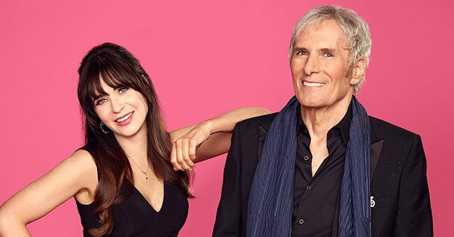 Zooey Deschanel and Michael Bolton Sign on as Hosts for ABC's Show 'The Celebrity Dating Game'