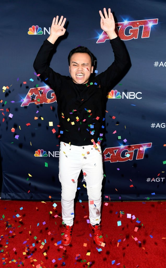 "Kodi Lee at ""America's Got Talent"" Season 14 Finale Red Carpet. 