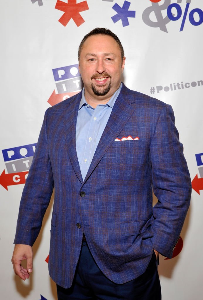 Jason Miller at Politicon at Pasadena Convention Center on July 30, 2017 in Pasadena, California | Getty Images / Global Images Ukraine