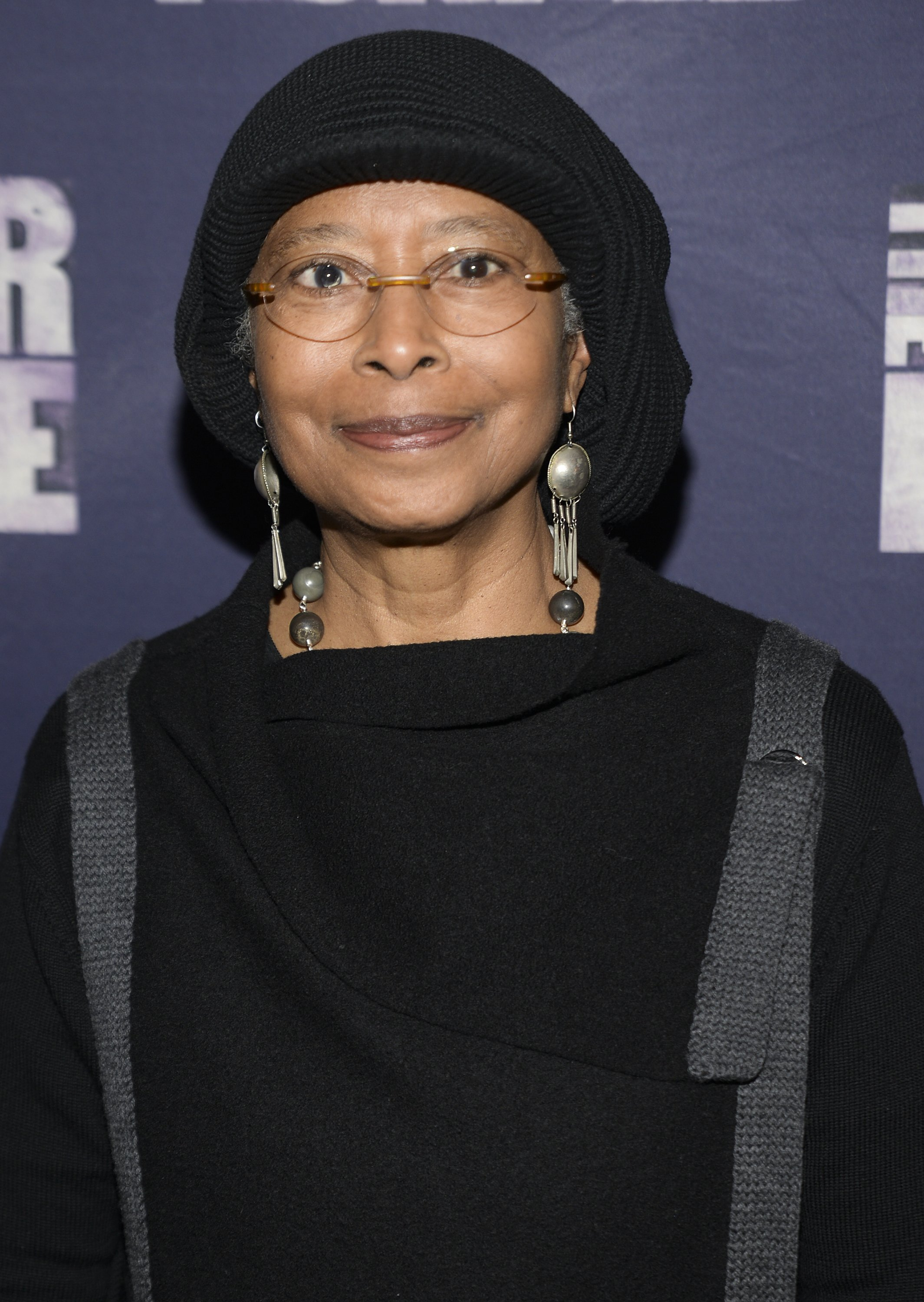 "Alice Walker attends ""The Color Purple"" Broadway opening night at the Bernard B. Jacobs Theatre on December 10, 2015 