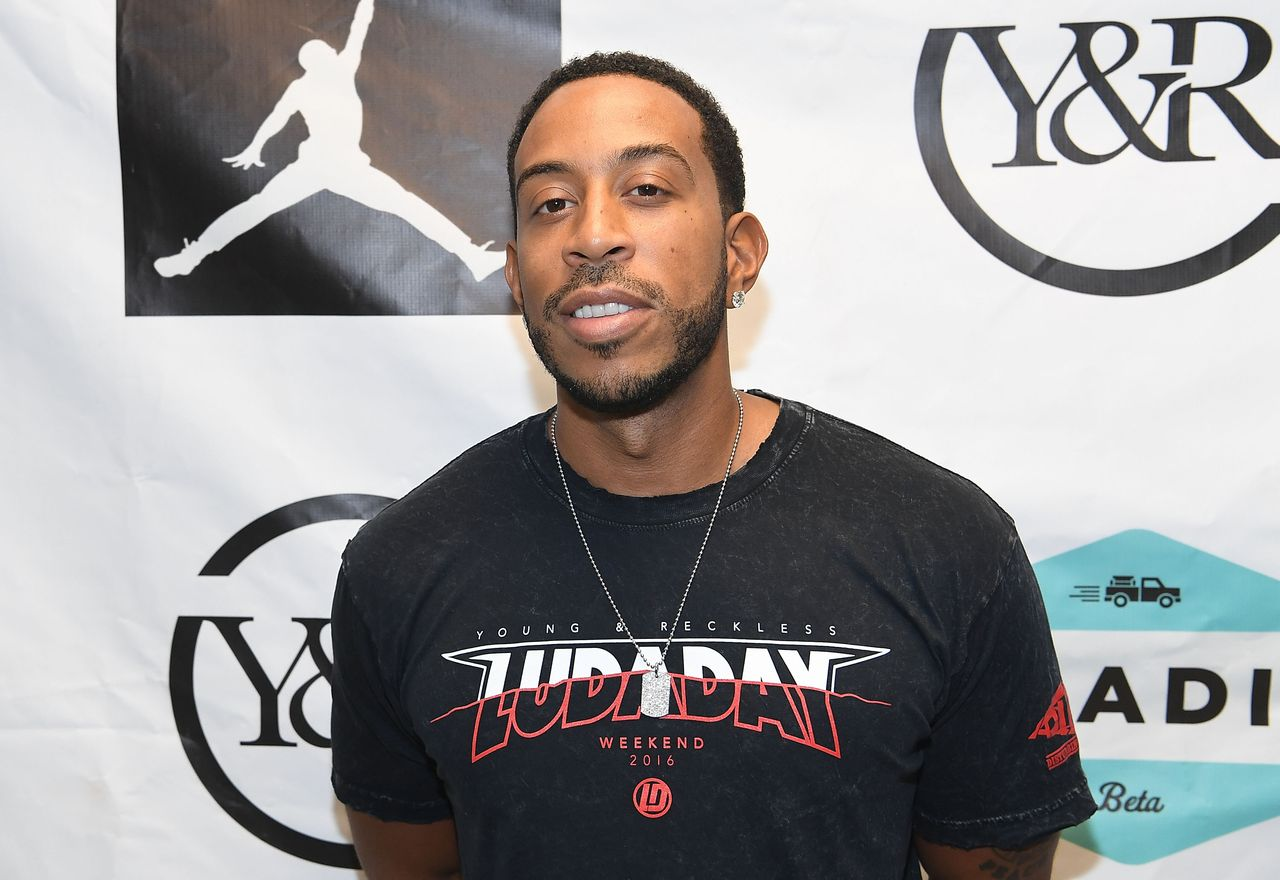 Ludacris at LudaDay Weekend Black Party hosted by Teyana Taylor at Georgia State University on August 31, 2013   Photo: Getty Images