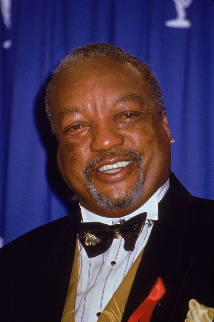 Paul Winfield poses at the 47th Annual Primetime Emmy Awards in Pasadena, California, in 1995   Photo: Getty Images