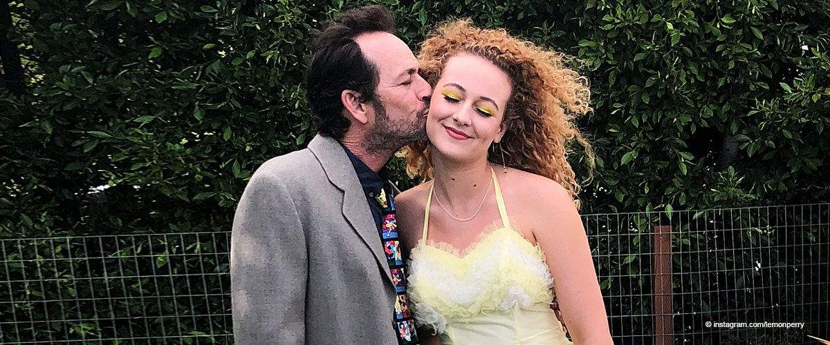 Luke Perry Kids: Meet Sophie and Jack, the Children Who Just Lost Their Father