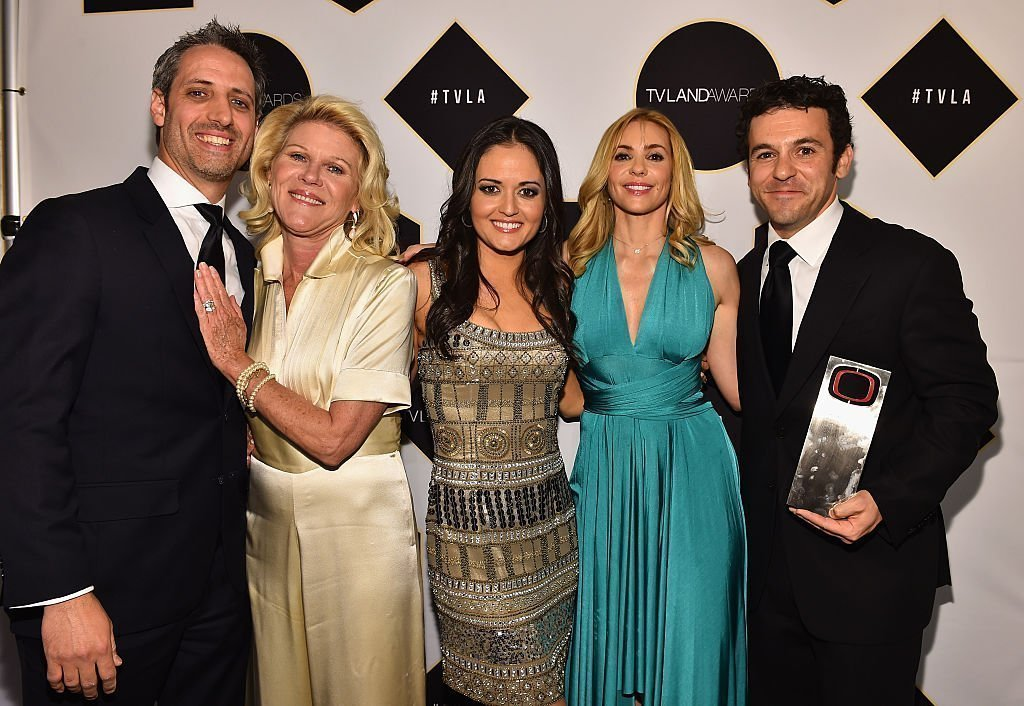 "The cast of ""The Wonder Years"" in 2015 l Image: Getty Images"