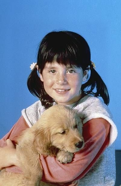 Soleil Moon Frye as Penelope 'Punky' Brewster. | Source: Getty Images