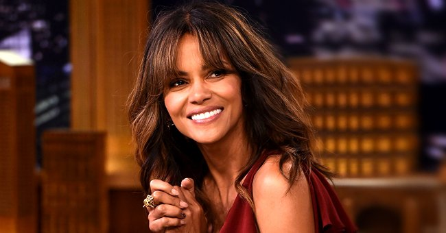 Us Magazine: Halle Berry's New Boyfriend Van Hunt Has Helped Her Learn How to Love Once More