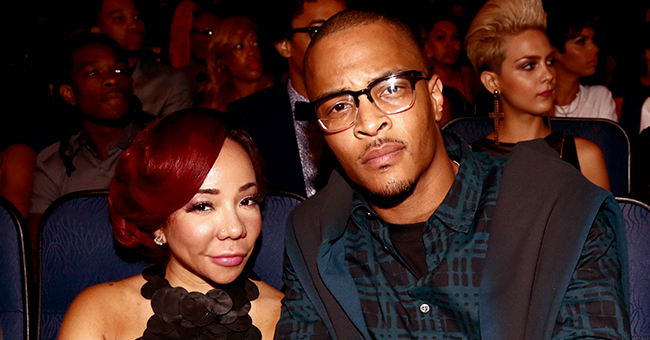 TI's Wife Tiny Harris Has More Than $750K Worth of Jewelry Stolen from Her Lamborghini