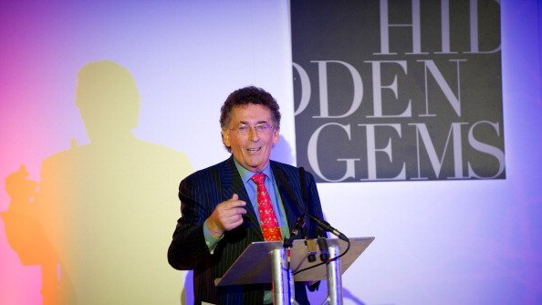 Robert Powell en la subasta de la gala de Gems Photography. | Imagen: Getty Images