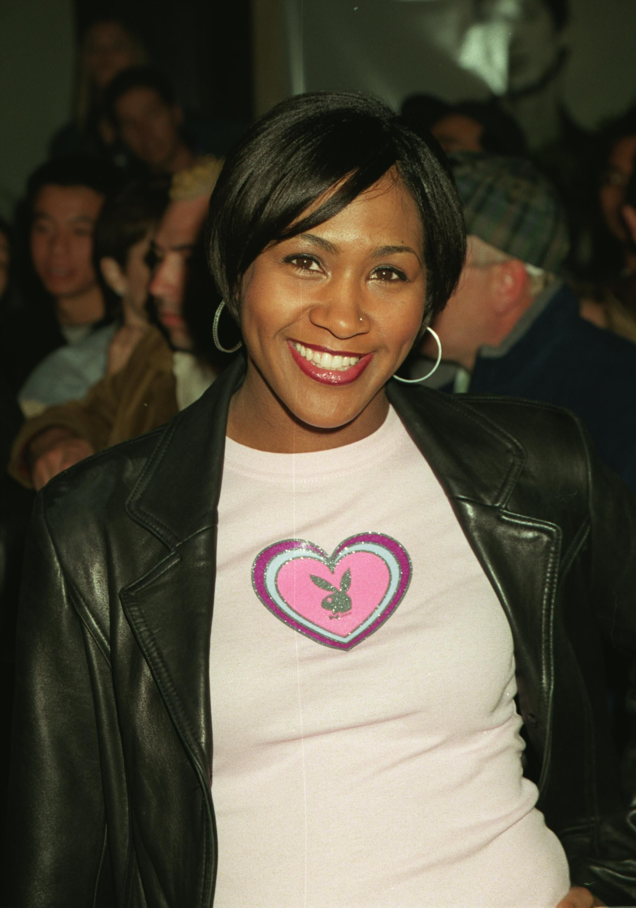 Terri J. Vaughn at the WB Network's 2001 All-Star Party on January 6, 2001 in Pasadena. | Photo: Getty Images