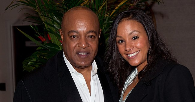Peabo Bryson Plays Guitar and Sings for Wife Tanya & Their Baby Son Robert in Throwback Video