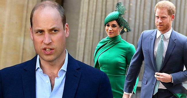 The Times: Prince William Saddened & Shocked by Prince Harry's Behavior Towards Royal Departure