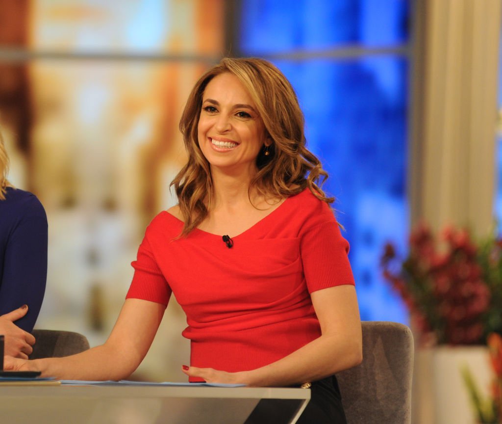 """Jedediah Bila on ABC's """"The View"""" - Season 20 on the Walt Disney Television on Tuesday, February 28, 2017. 