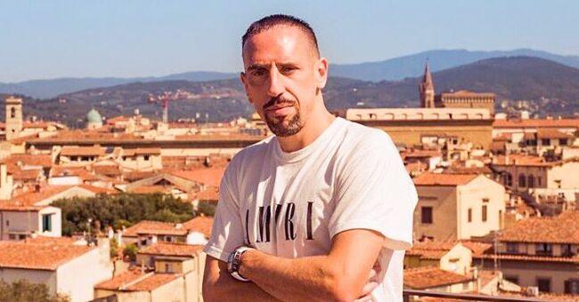 Franck Ribéry partage un adorable message pour l'anniversaire de sa femme qui 'rajeunit'