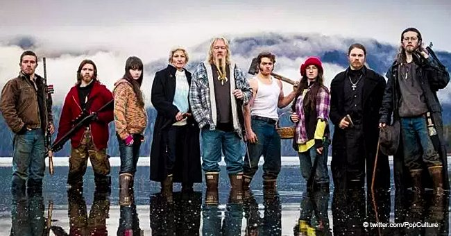 'Alaskan Bush People' Gabe Brown marries fiancée in a private ceremony held by his brother