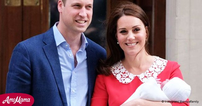 Here's why Duchess Kate left the hospital just 7 hours after giving birth