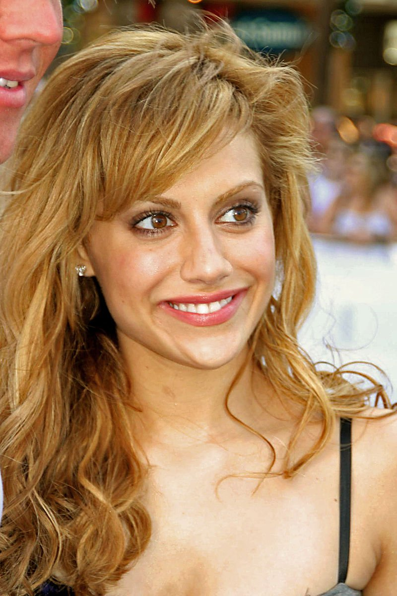 "Brittany Murphy at the premier Los Angeles of ""Happy Feet"" in 2006 