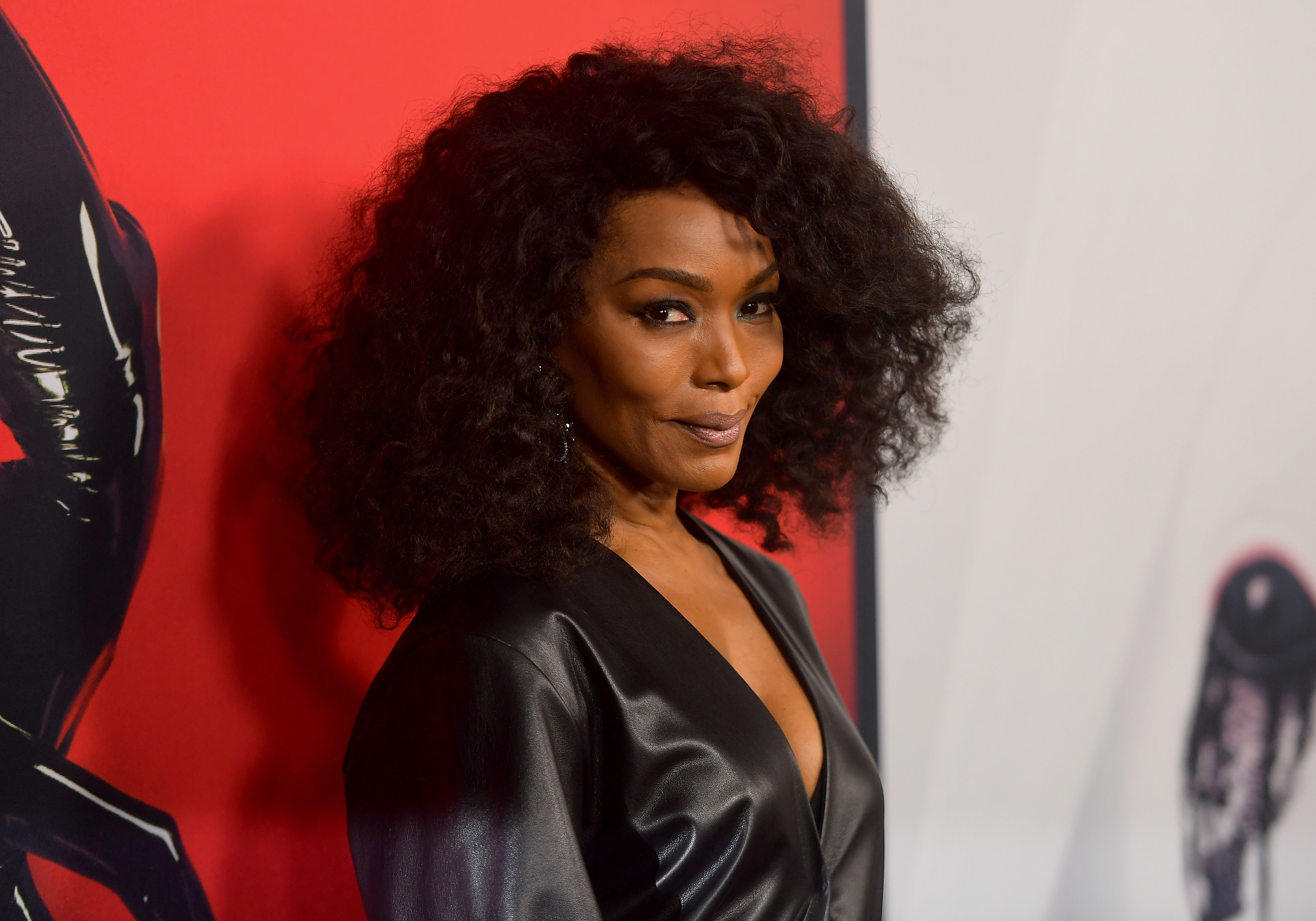 """Angela Bassett at FX's """"American Horror Story"""" 100th Episode Celebration at Hollywood Forever on October 26, 2019 