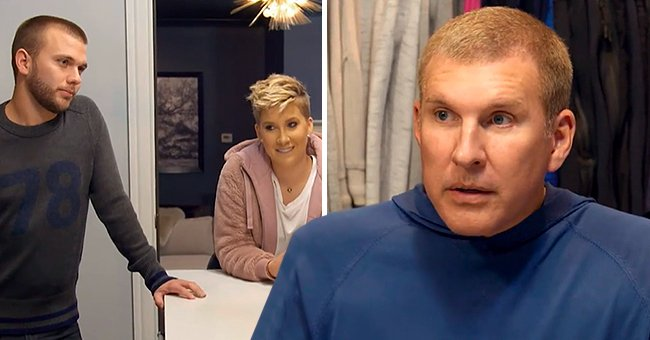 Watch Savannah & Chase Chrisley Try to Persuade Todd to Let Chloe Have a Pet in a New Trailer