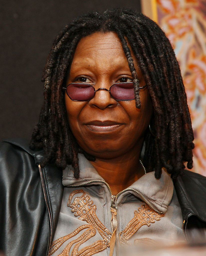 Whoopi Goldberg during The National Art Club's Medal Of Honor at The National Arts Club on May 4, 2009. | Photo: Getty Images