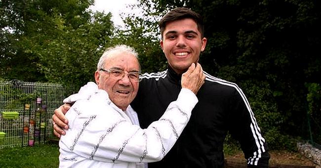 """""""Je vais pouvoir fêter mes 84 ans"""" : il sauve la vie de son voisin grâce à une application"""