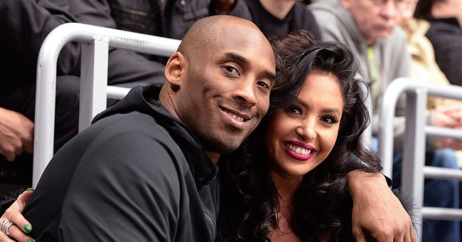 Vanessa Bryant Shares a Photo of Daughter Capri Looking a Lot like Kobe While Smiling in a Stroller