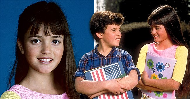 Winnie Cooper from 'Wonder Years' Is 45 Years Old Now and Looks Unrecognizable