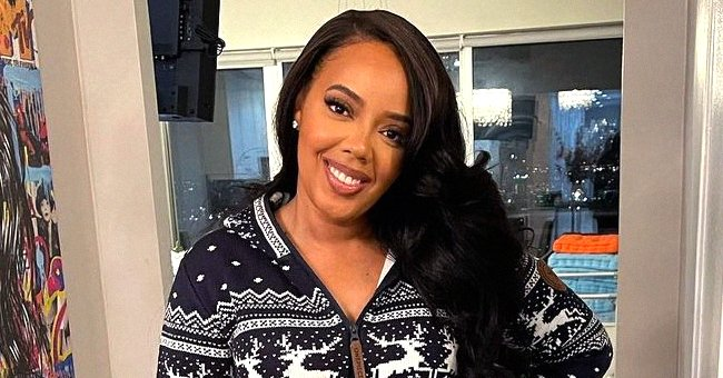 Angela Simmons' Son Sutton Looks Handsome as He Poses in Recent Snaps after Getting a Haircut