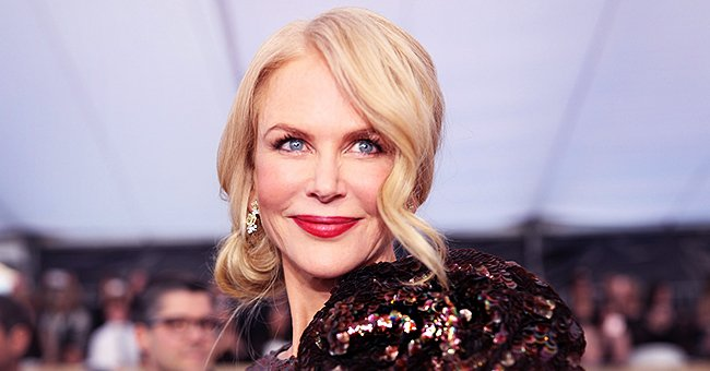 Nicole Kidman Shares Rare Photo with Her Mom and Sister and Fans React with Excitement
