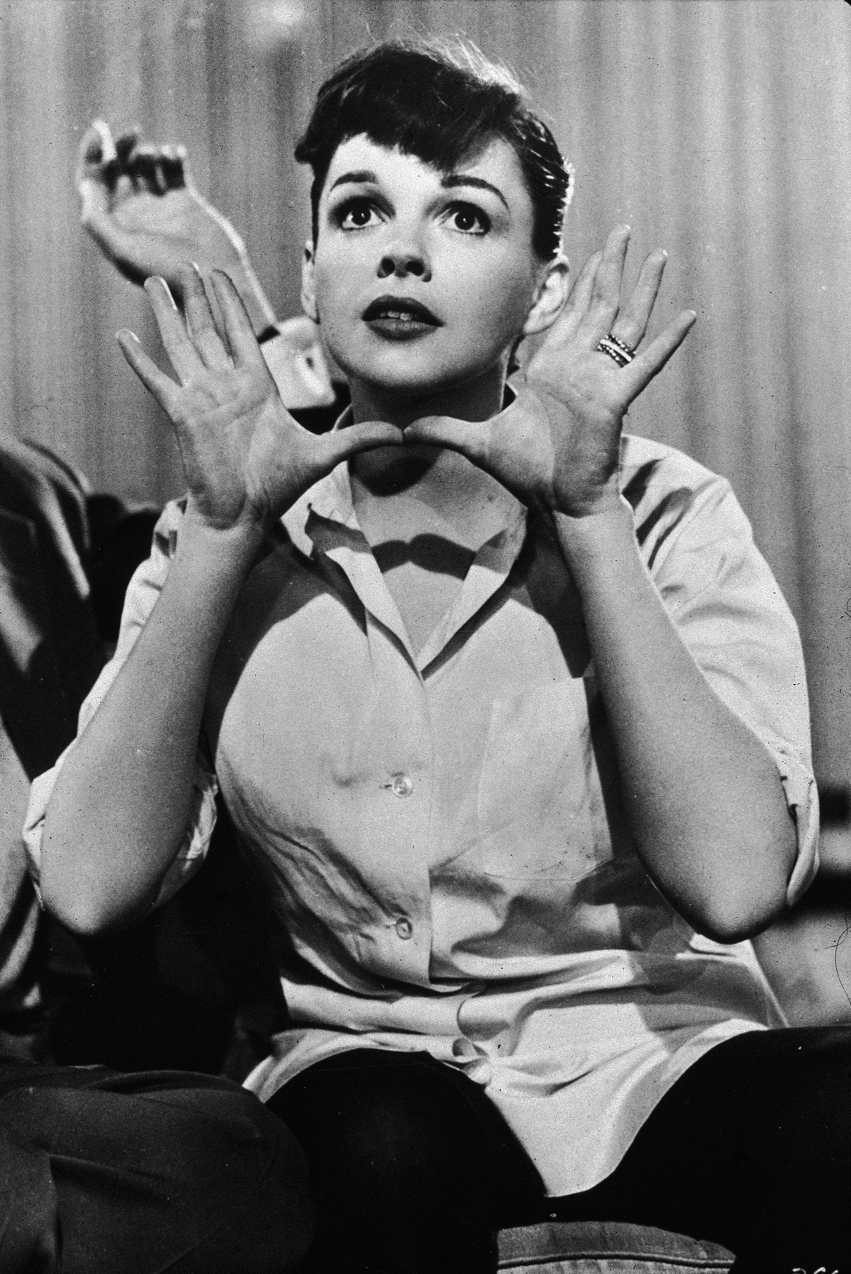 Judy Garland. I Image: Getty Images.
