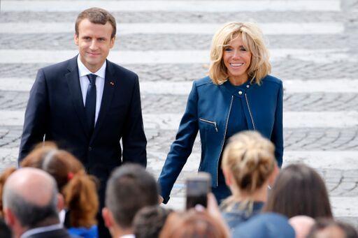 La photo du couple présidentiel | Source: Getty Images / Global Ukraine