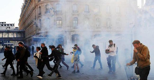 Gilets jaunes à Paris : Plus de 80 personnes ont été interpellées dans la matinée