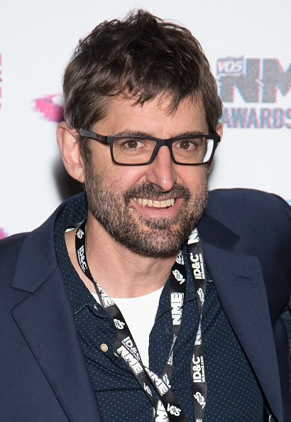 Louis Theroux at the VO5 NME awards 2017 on February 15, 2017 in London, United Kingdom | Photo: Getty Images