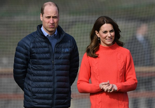 Kate Middleton and Prince William on March 5, 2020 in Galway, Ireland. | Photo: Getty Images