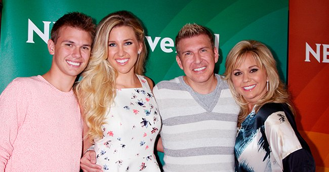 Savannah & Chase Chrisley Write Touching Tributes to Dad Todd on Father's Day