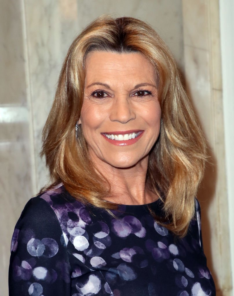 Vanna White attends the Women's Guild Cedars-Sinai annual luncheon at the Regent Beverly Wilshire Hotel | Photo: Getty Images