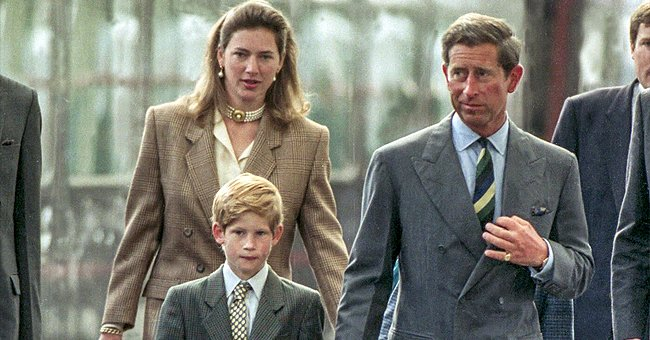 The Sunday Times: Prince Harry's Former Nanny Revealed to Be Baby Archie's Godmother