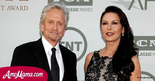 Catherine Zeta-Jones gets emotional and slams upsetting claims against her hubby of 17 years