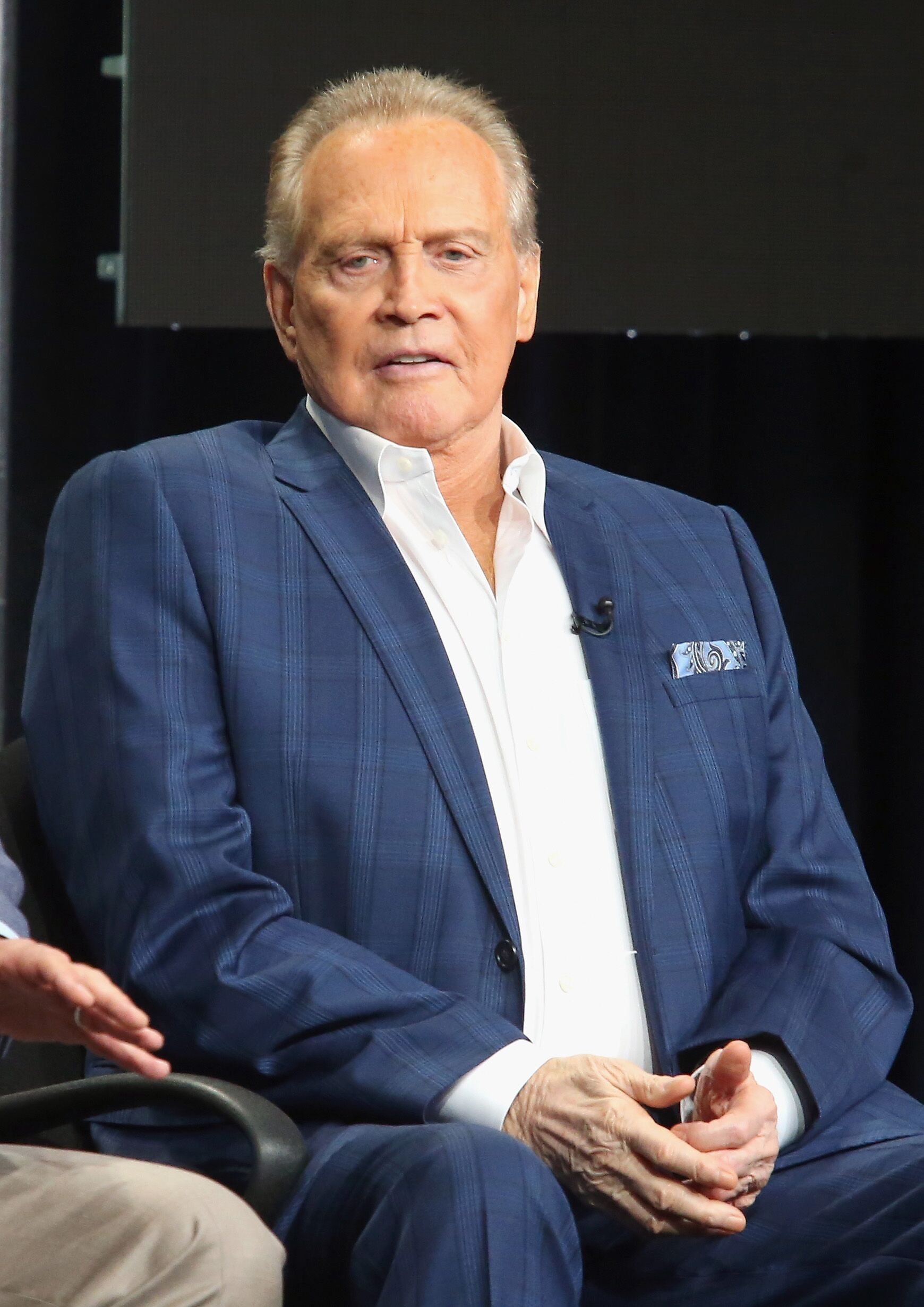 Lee Majors. | Source: Getty Images