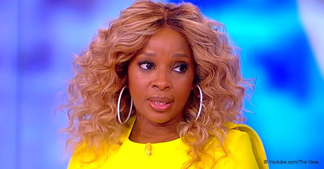 Mary J. Blige defends Cardi B on 'The View' amid growing Grammy win backlash