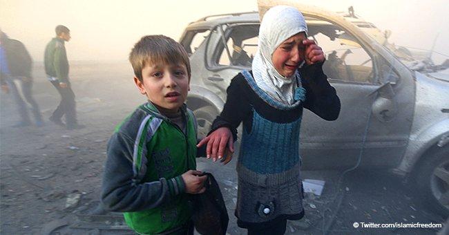 Syrie : deux femmes pressent l'Etat français à renvoyer leurs petits-enfants après la mort de leurs parents