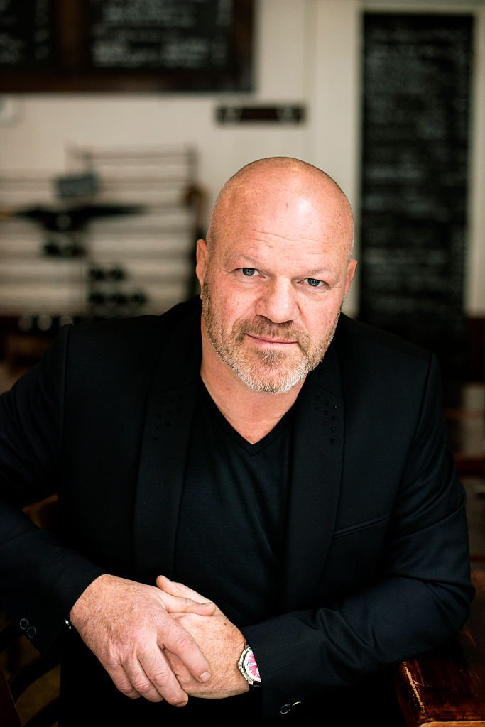 Portrait de Philippe Etchebest . | Photo : Getty Images