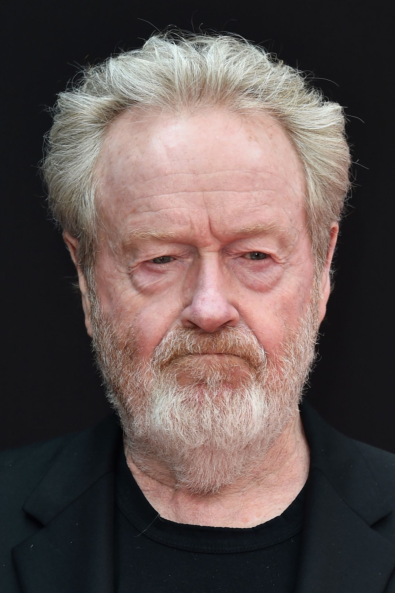 Sir Ridley Scott at his hand and footprint ceremony at TCL Chinese Theatre in 2017 in Hollywood | Source: Getty Images