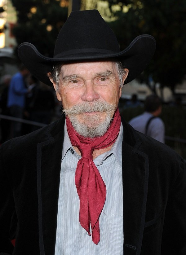 Buck Taylor on July 23, 2011 in San Diego, California | Source: Getty Images