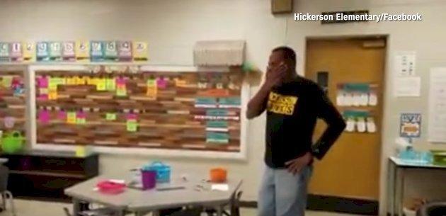 Facebook/Hickerson Elementary