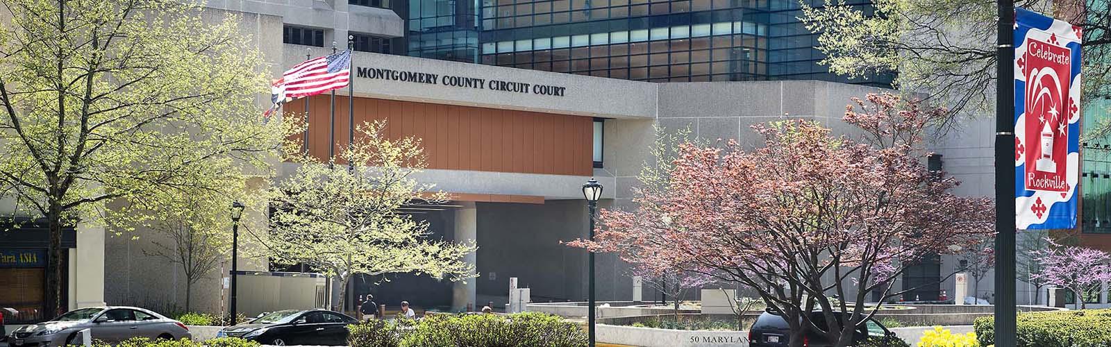 Montgomery County, MD Circuit Court. | Photo: montgomerycountymd.gov