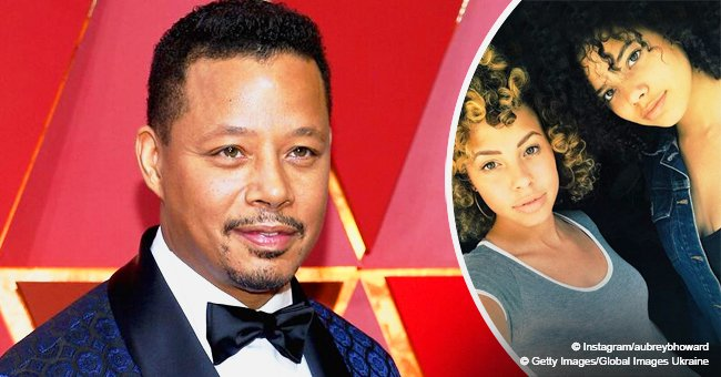 Terrence Howard is a proud dad to 2 adult daughters who bear a striking resemblance to him