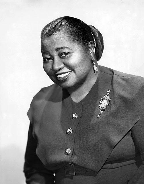 Hattie McDaniel, the first African-American Oscar winner , 1939 | Photo: Wikimedia Commons Images